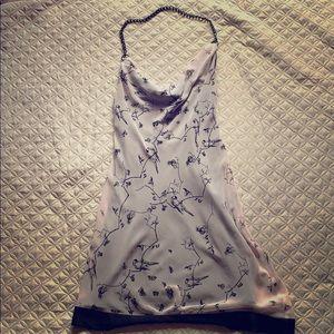 Rachel Roy halter dress